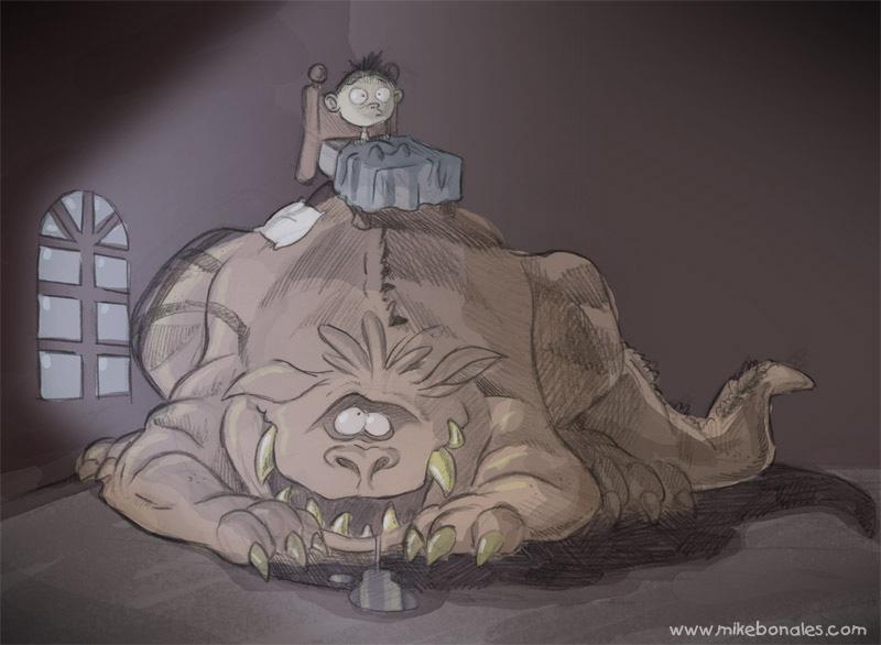 Bajo la cama