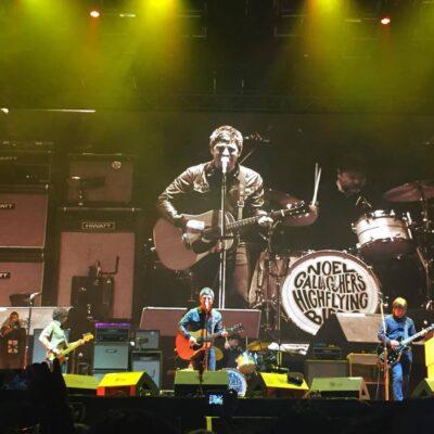 Noel Gallagher, ex líder de Oasis