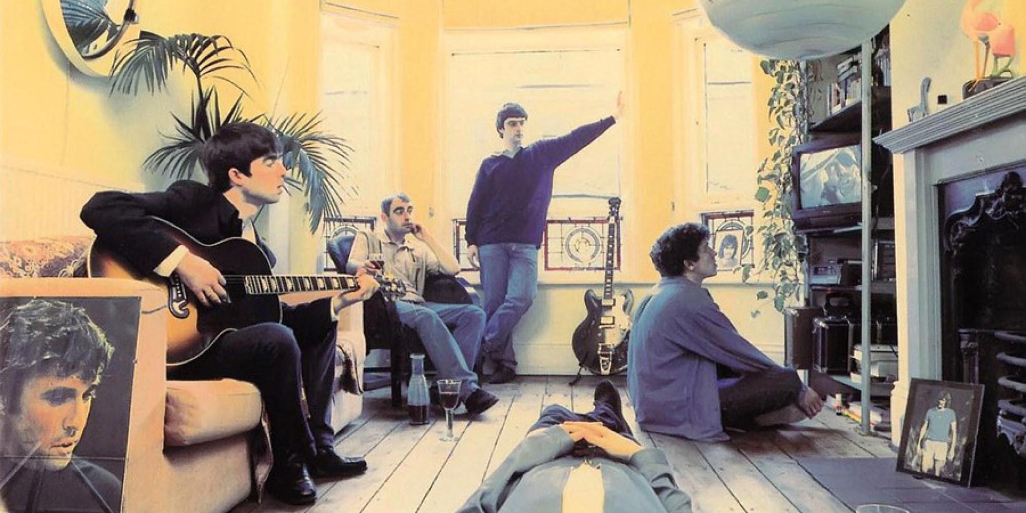5 Canciones: Oasis