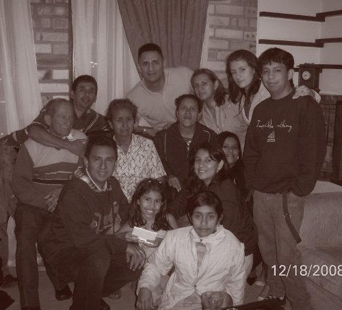 familia vanegas bw