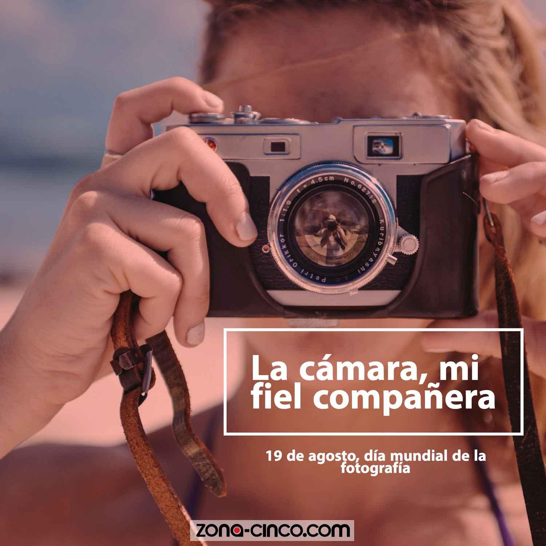 Día Mundial de la Fotografía – Zona Cinco