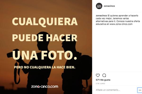 instagram una foto la puede