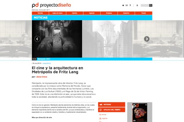proyecto D post