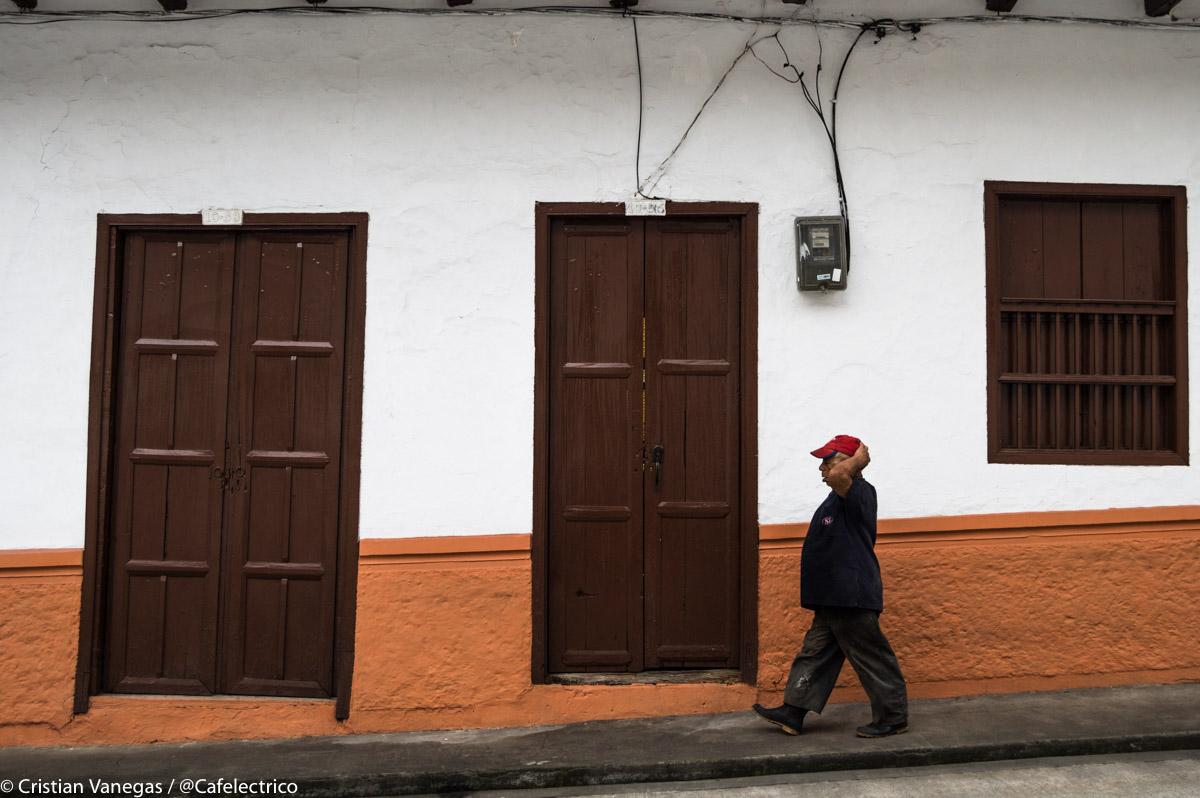 Hombre, La Cruz, Nariño