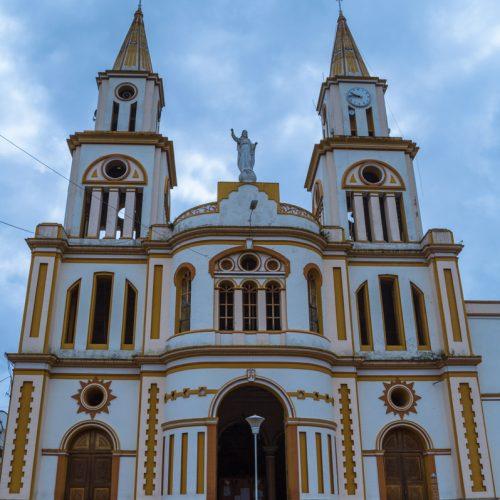Iglesia de La Cruz, Nariño