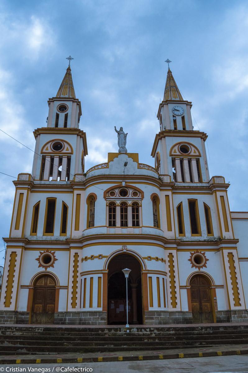 Iglesia de La Cruz Nariño