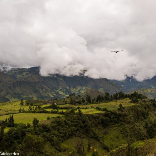 Montañas La Cruz, Nariño