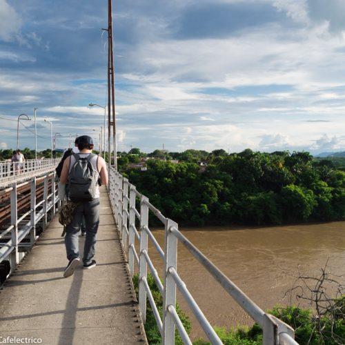Puente sobre el Magdalena, Girardot - Flandes