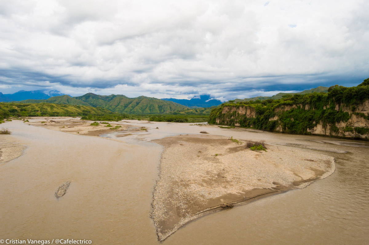 Río Patía Cauca