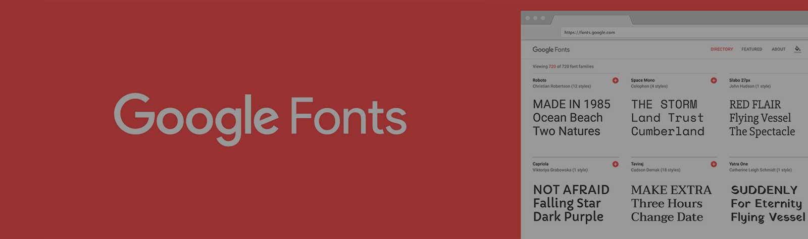Google Fonts en WordPress ¿Cómo implementarlo?