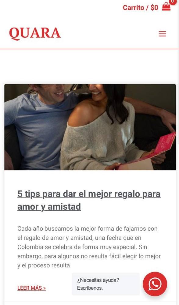 blog quara ecommerce