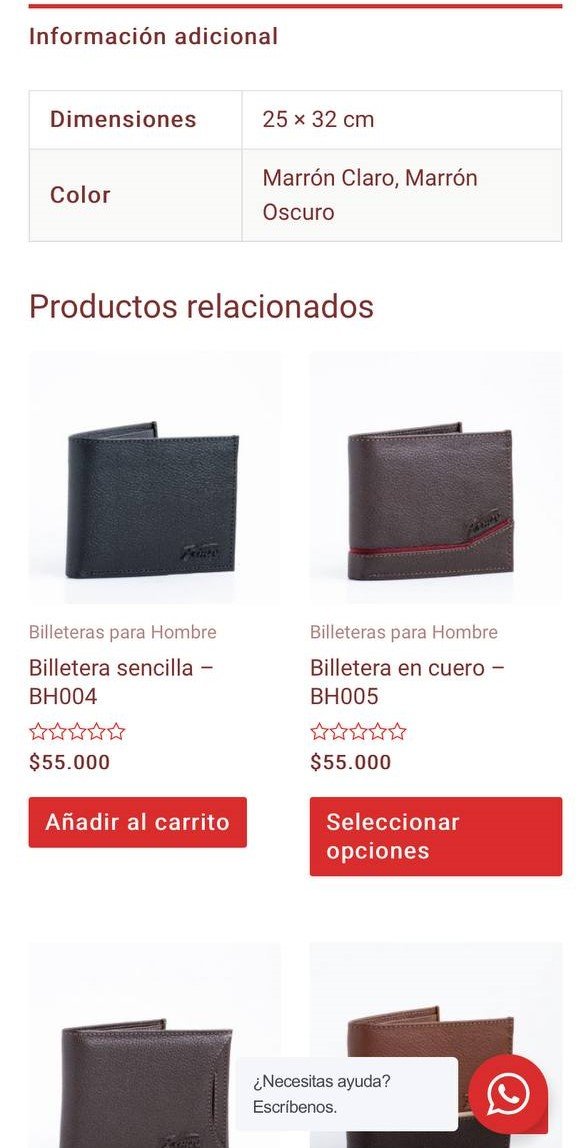 productos relacionados quara